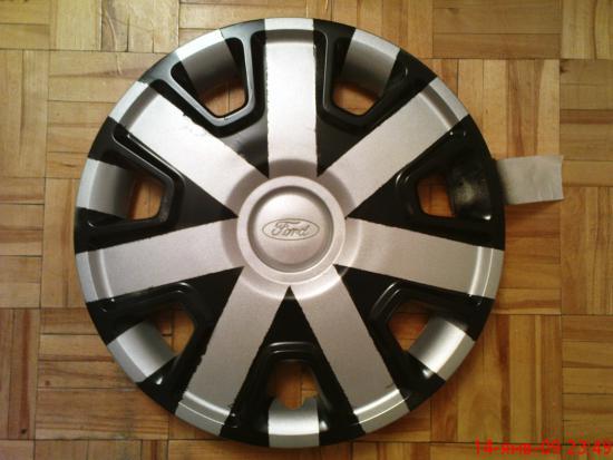 Превращение колпаков в диски
