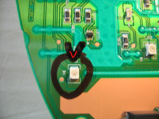 Изменить подсветку приборов FF2
