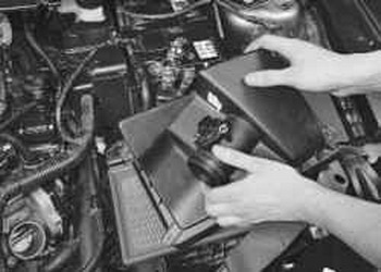 Чистим систему вентиляции картера