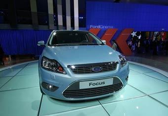Новый Ford Focus, дизели, конкуренция и цены