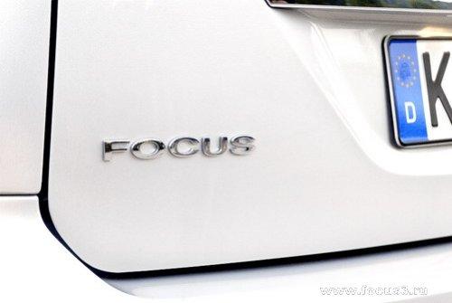 Презентация в СМИ: кинетический Форд Фокус (34 фото)