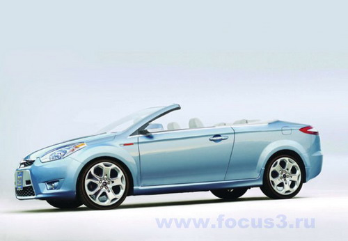 Ford Focus Coupe-Cabriolet 2009