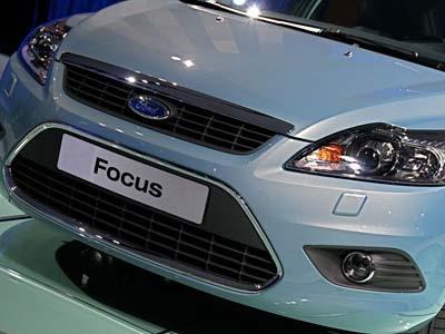 Новый Ford Focus начнут делать в начале февраля