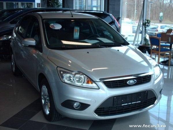 Базовые комплектации нового Форд Фокус