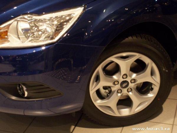Новый Ford Focus - уже в автосалонах Германии!