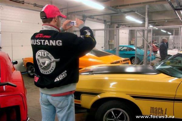 Первый тест-драйв Форд Фокус 2008 (Focus2008)