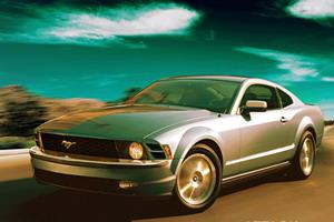 Подробности о грядущем Ford Mustang 2010 года