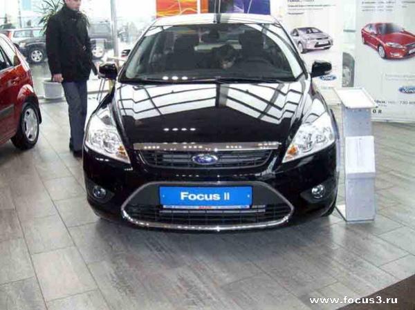 Фоторепортаж из салонов официальных дилеров Ford