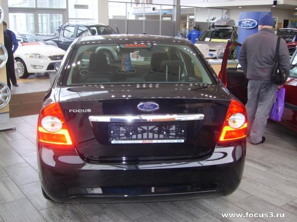 Все цвета обновленного Форд Фокус в реальности!
