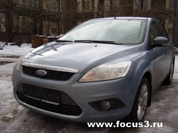 Ford Focus SE (Испания) цвет: AVALON