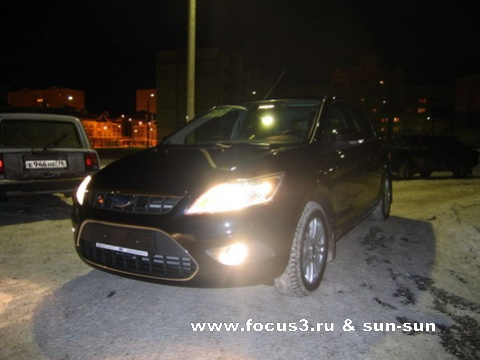 ����-����� Ford Focus: ������ � ���������