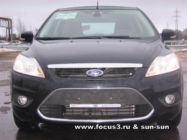 Тест-драйв Ford Focus: Первый в Ярославле
