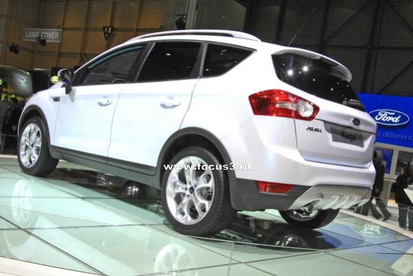 Женевский автосалон - Geneva Motor Show: Ford (37 фото)