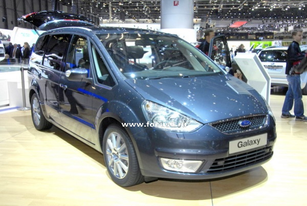 Женевский автосалон — Geneva Motor Show: Ford (37 фото)