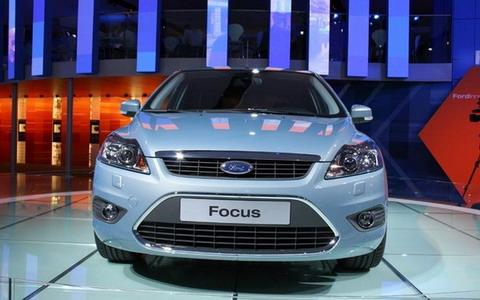 Прием автомобиля Форд Фокус
