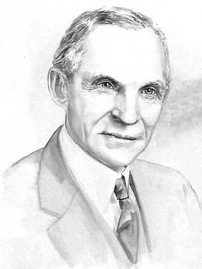 Генри Форд (от и до…)