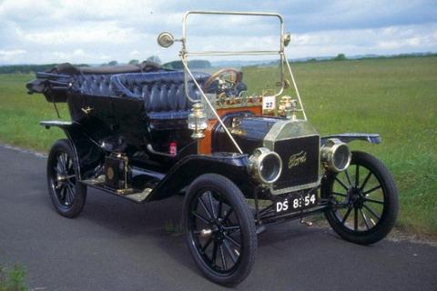 Генри Форд (от и до...)