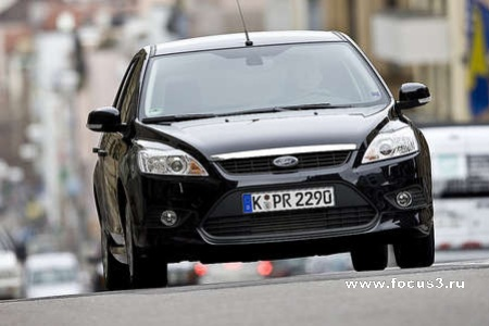Ford Focus 1.6 TDCi Econetic - это логично!