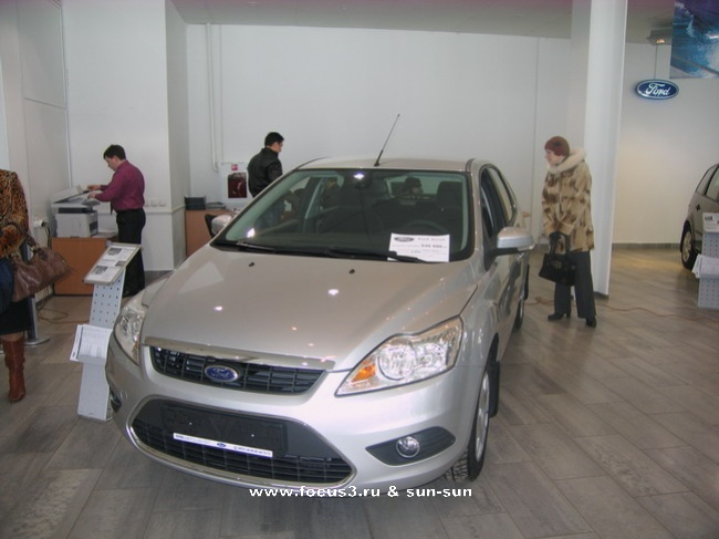 Презентация в Ярославле: новый Ford Focus!