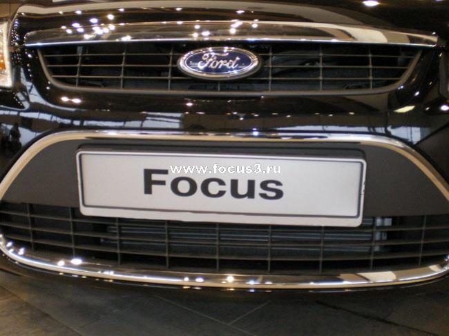 Скрытые элементы нового Форд Фокус (25 фото)
