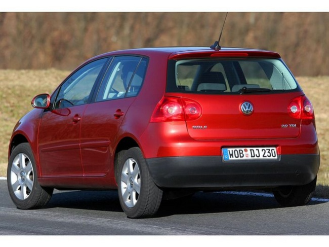 Ford Focus, Opel Astra, Peugeot 308, VW Golf