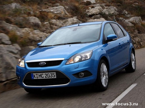Ford Focus 2008 Vision Metallic
