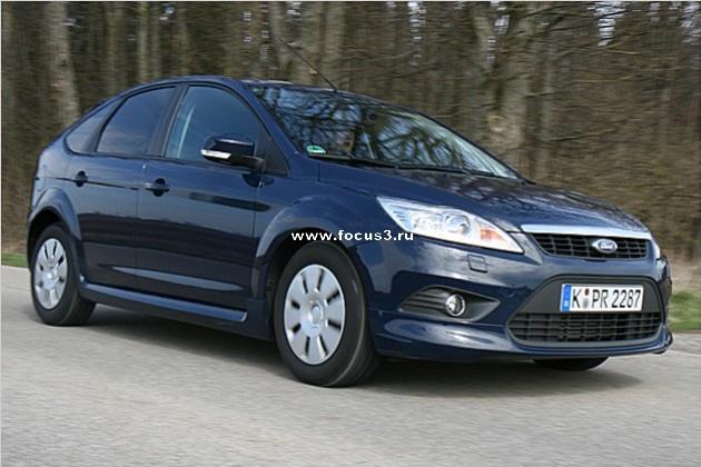 Ford Focus ECOnetic: Экономичный и мощный