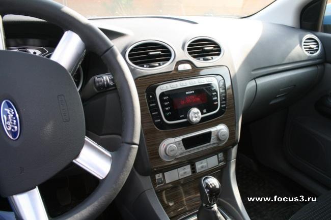 Ford Focus 2, Ghia, 1.8 Vision