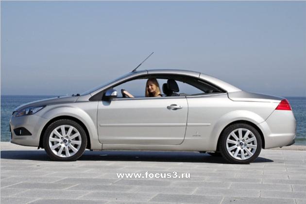 Тест-драйв Ford Focus кабриолет в новом кузове