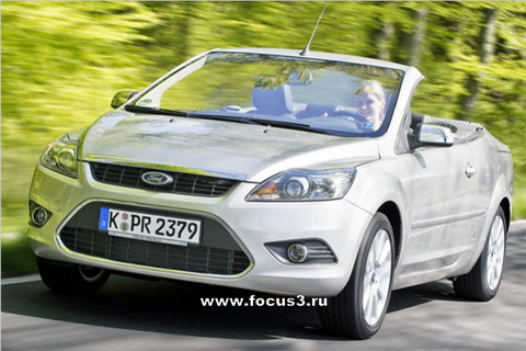 ����-����� Ford Focus ��������� � ����� ������