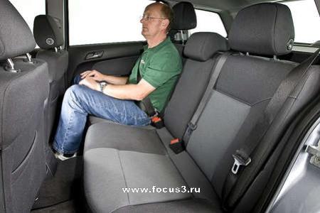 Тест-драйв универсалов: Focus, Astra, 308, i30