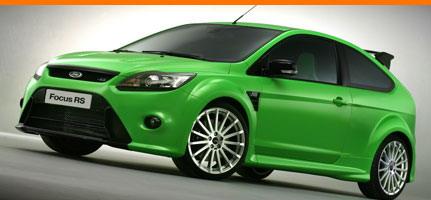 Новый Ford Focus RS: возвращение легенды