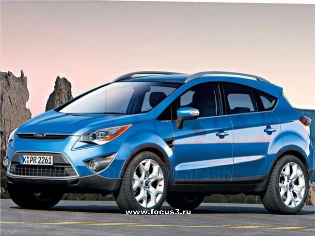 New Ford Fiesta — новый житель Кёльна