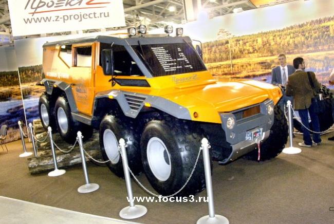 Московский Автосалон 2008: Ford, BMW и другие