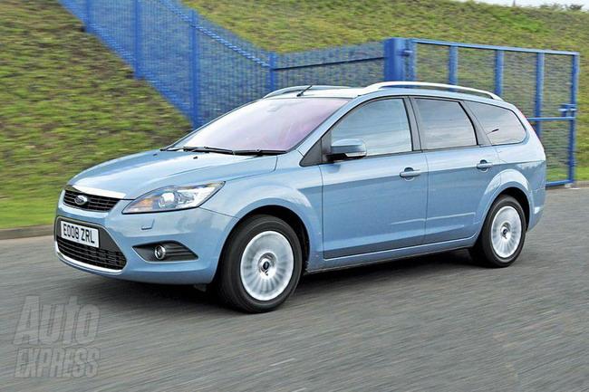 Ford Focus 1.6 TDCi Titanium (тест-драйв)