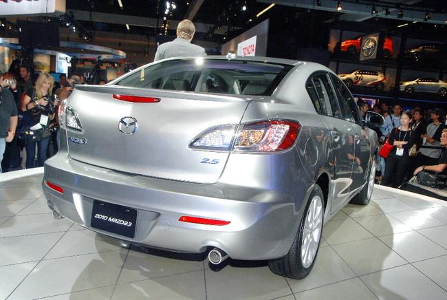 Главный конкурент Ford Focus — новая Mazda 3