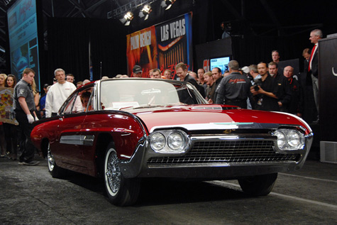 Ford Thunderbird Italien Concept продан за 600,000$