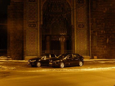 Ночной Питер & Ford Focus