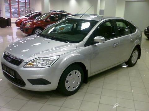В России произведен 300-тысячный Ford Focus