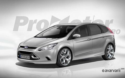 ��������� ������ Ford Focus 3