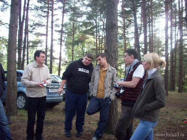 Осенняя встреча в Новосельцево