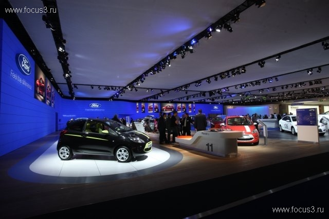 Frankfurt Motor Show: Ford