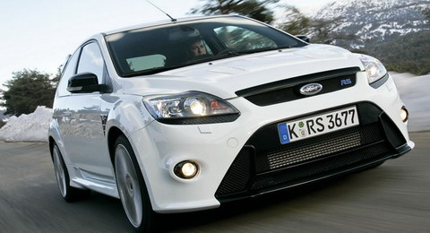�������������� ������ Ford Focus RS ��� ��������