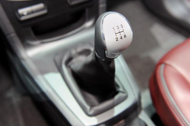 Ford Fiesta 2011 на автосалоне в Лос-Анджелесе