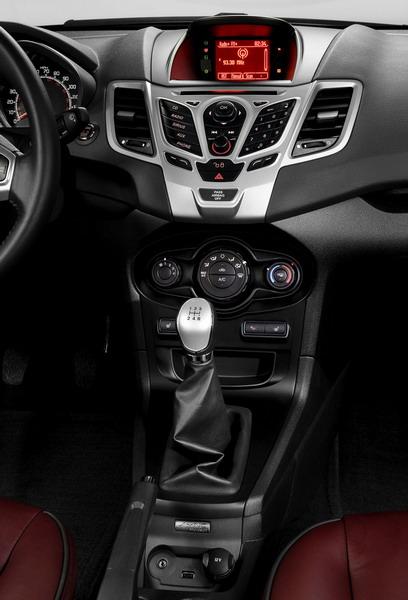 Ford Fiesta для рынка Северной Америки