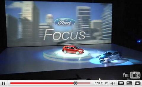 Видео-презентация Ford Focus 2010
