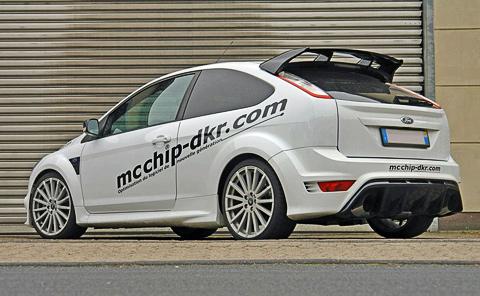 Ford Focus RS прокачали по максимуму
