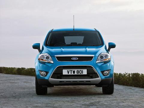 Ford представит новые двигатели для Kuga и Mondeo