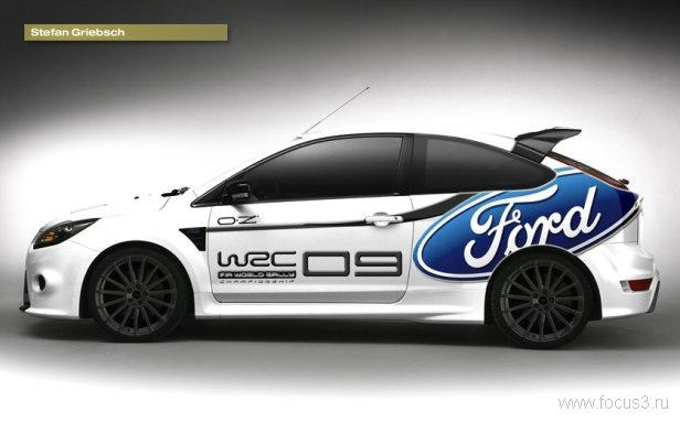 Все работы Focus RS от фанатов этой марки