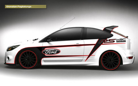 ��� ������ Focus RS �� ������� ���� �����
